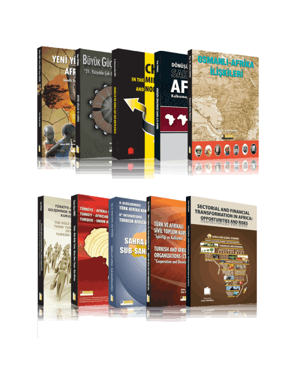 Afrika Kitap Seti